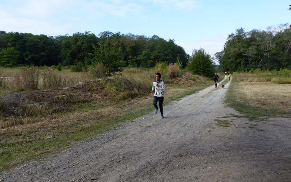 P1050917R Le vainqueur  de la course 6 km